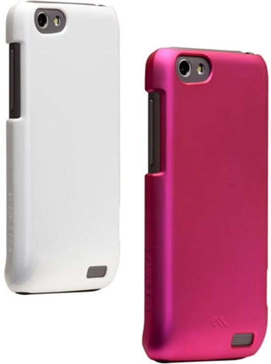 Case-mate Barely There Case voor de HTC One V - Zwart