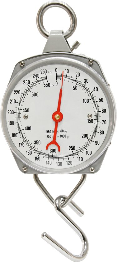 Kerbl Hangweegschaal - 250kg