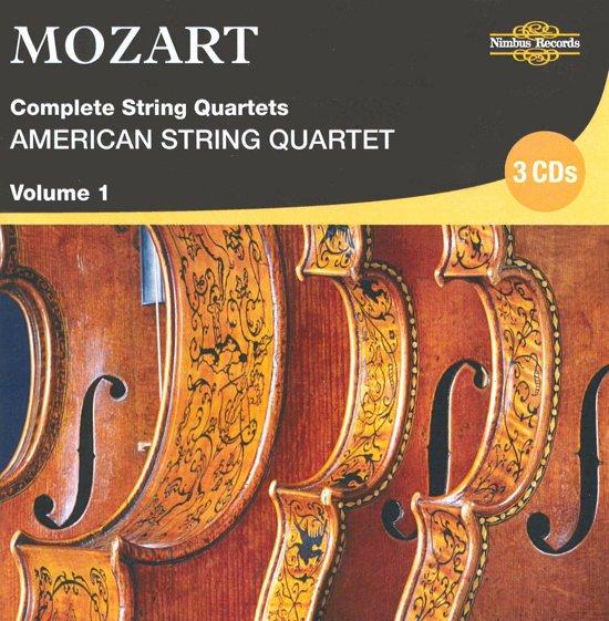 Mozart: Complete String Quartets, Volume 1