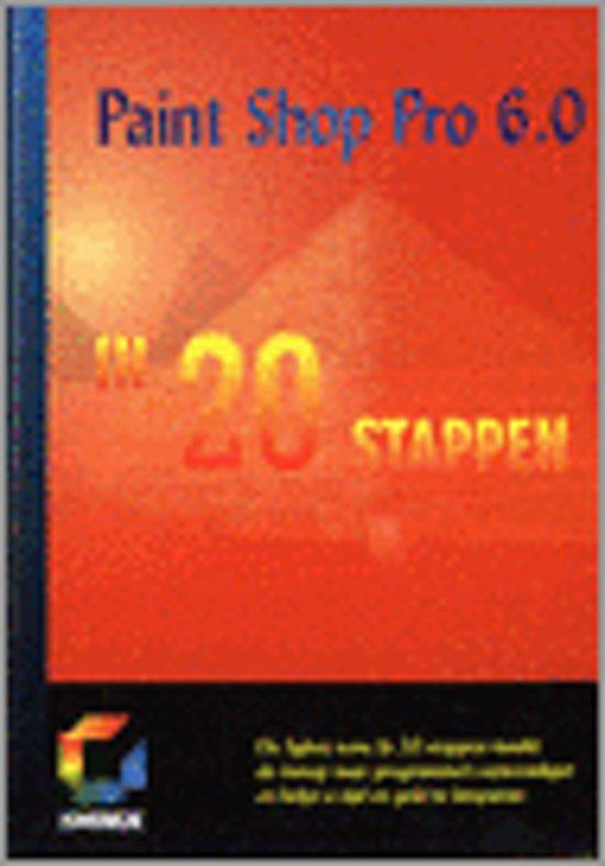In 20 Stappen Paint Shop Pro 6.0 - Auteur Onbekend pdf epub