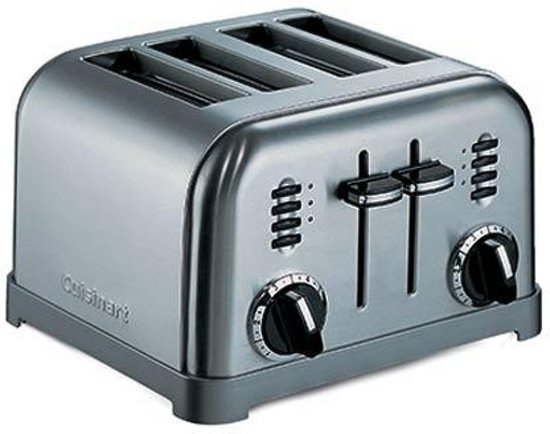 Cuisinart CPT180E - Broodrooster