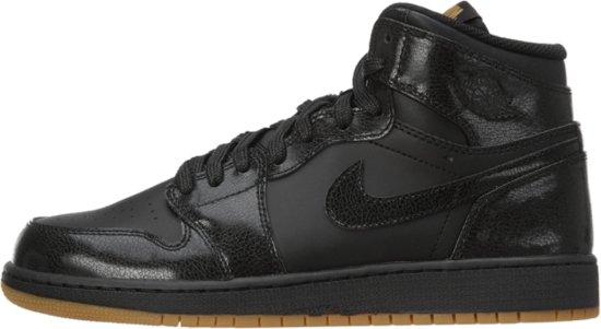 best service f495e 41d24 Nike Air Jordan 1 Retro High OG Zwart 575441-020