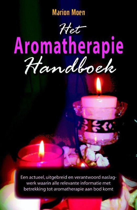 Het Aromatherapie Handboek