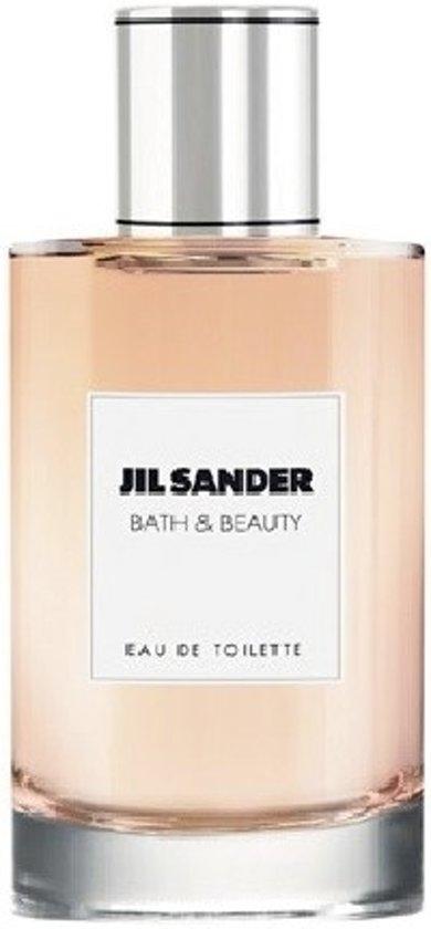 Jil Sander Bath & Beauty 50ml - Eau de toilette - for Women