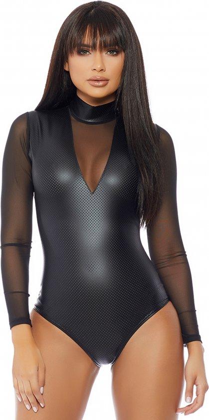 Behave Bodysuit - Zwart