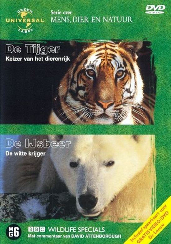 Tiger & Polar Bear (D)
