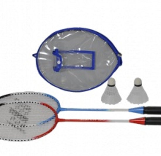 Rucanor Badminton Racket Match 150 - Rood