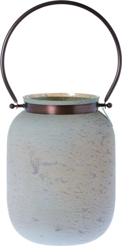 riverdale vintage windlicht brons 34 cm