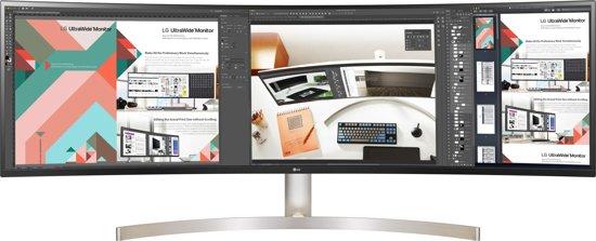 LG 49WL95C-W - UltraWide Curved HDR Monitor