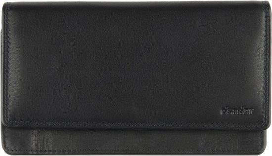 27cd2804c32 bol.com | DSTRCT Wax Lane - Dames Portemonnee - RFID - zwart