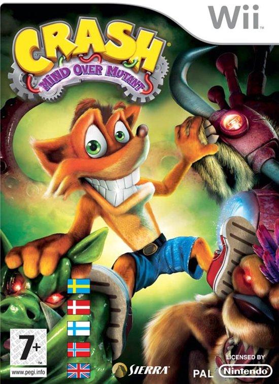 Crash Bandicoot - Mind over Mutant kopen