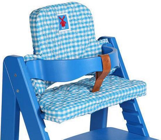 Zitje Voor Kinderstoel.Bol Com Lief Zitje Kinderstoel Boys Blauw