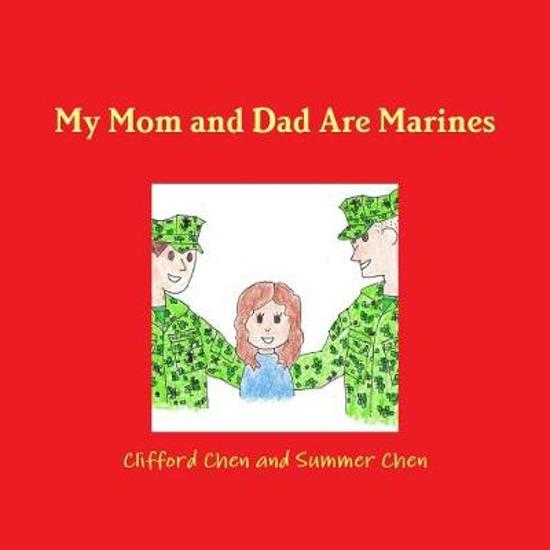 My Mom and Dad are Marines (Girl)