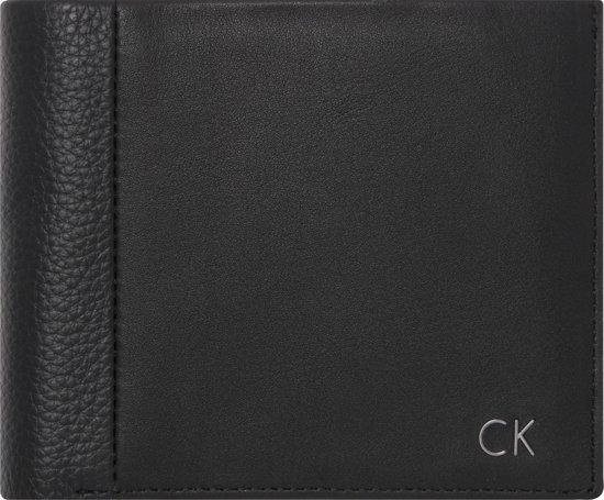 Trendy Heren Portemonnee.Bol Com Calvin Klein New Nathan 10cc Coin Heren Portemonnee
