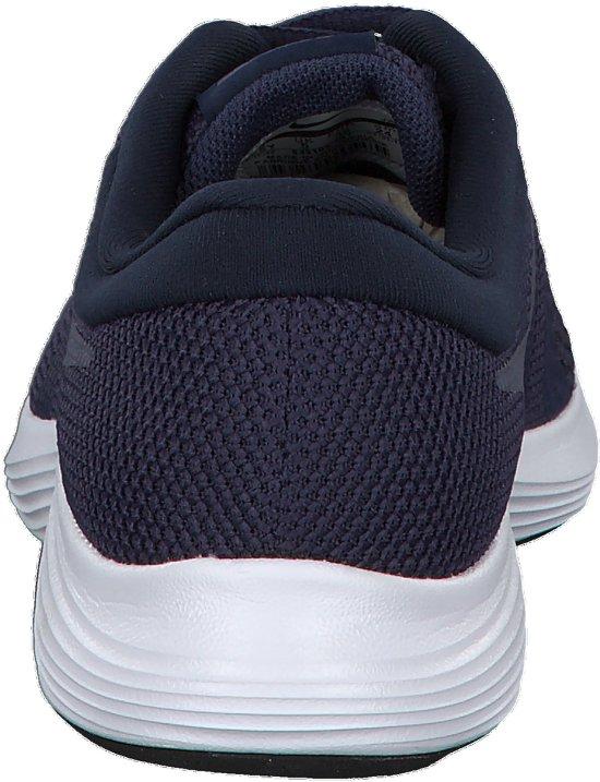 Nike Jongens Sneakers Revolution 4 (gs) - Blauw - Maat 38