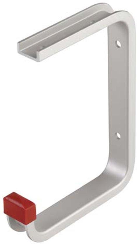 Set van 4 stuks ophanghaken ALFER aluminium 175x220x165mm