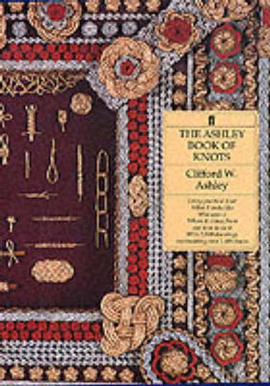 Boek cover The Ashley Book of Knots van Clifford W. Ashley (Hardcover)