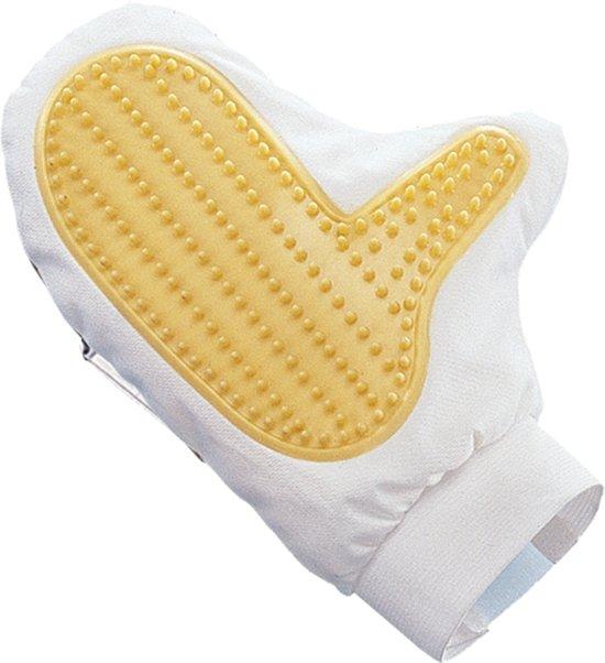 Nobby grooming handschoen dubbelzijdig - 1 st à 1 st