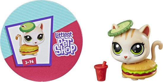 Littlest Pet Shop Hungry Pet - schoencadeautjes tot 5 euro
