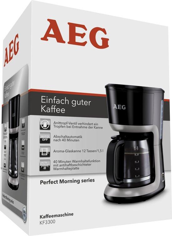 AEG KF3300 Filter Koffiezetapparaat