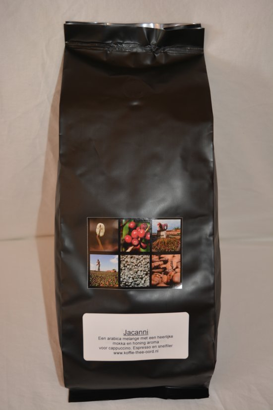 Koffie uit eigen branderij   1 kilo Jaccani 80ab1a077b0