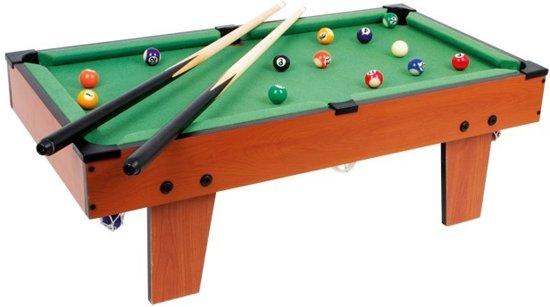 Small foot Pooltafel maxi 70 x 36 x 23 x cm