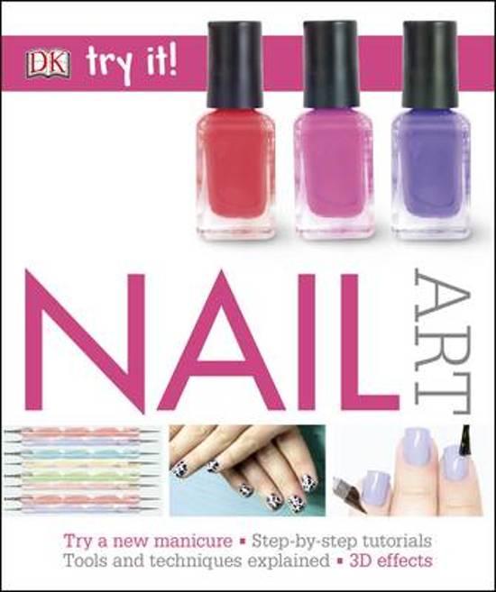 Bol Nail Art Dk 9780241229521 Boeken
