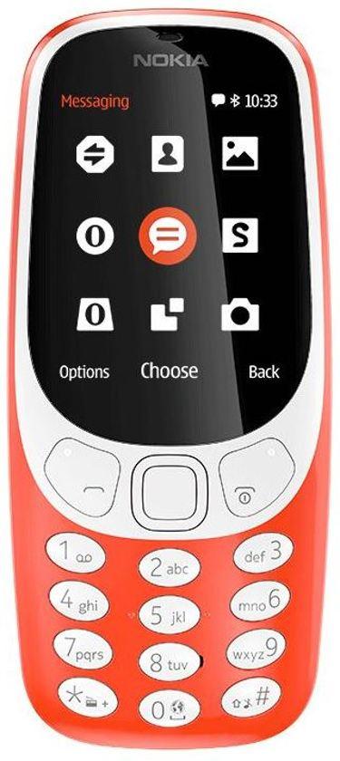 Nokia 3310 - Rood