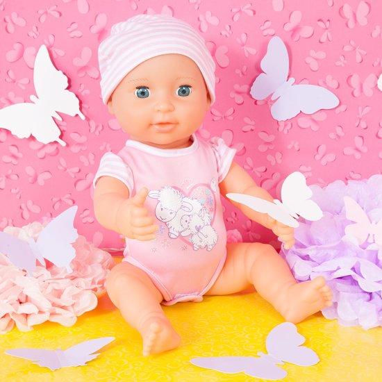 Bayer Piccolina Newborn Baby 40cm - Babypop