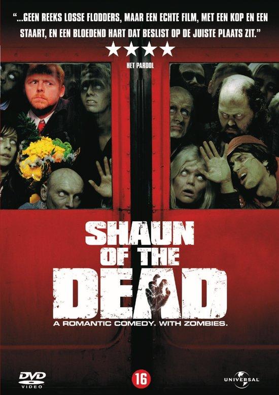 DVD cover van Shaun Of The Dead