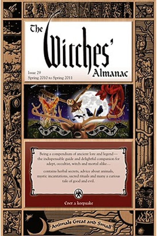 The The Witches' Almanac