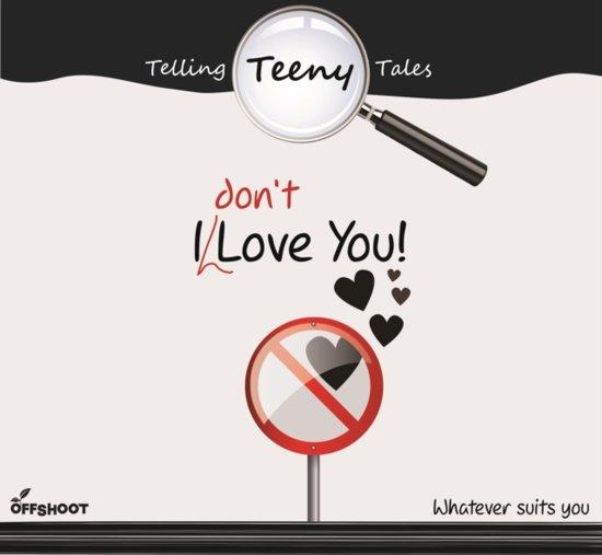 Bolcom I Dont Love You 9789386198433 Boeken