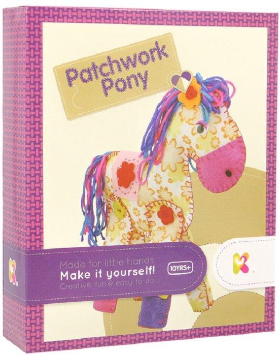 naaipakket pony