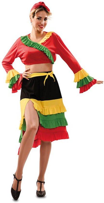 Rumba danseres (mt M/L)