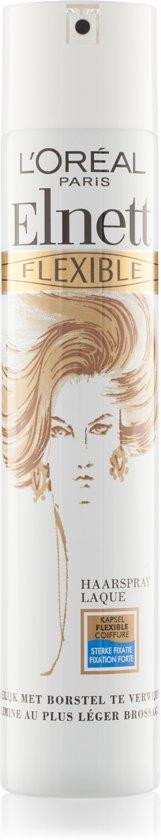 L'Oréal Paris Elnett Flexible Haarlak - 200 ml - Extra Sterke Fixatie
