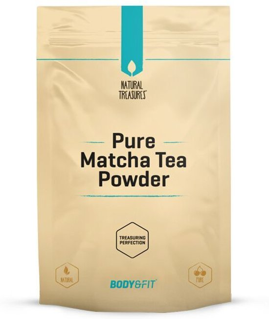 Body & Fit Superfoods Matcha Thee poeder - Puur natuur - 250 gram