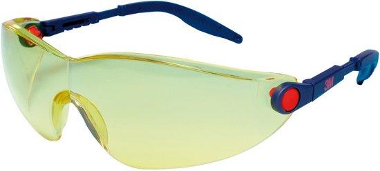 Voorkeur bol.com   3M Veiligheidsbril contrastverhogend (geel) 2742 comfort EB51