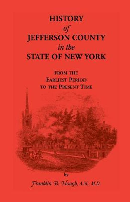 History of Jefferson County, New York