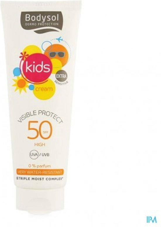Foto van Bodysol Kids Cream Visiprotect SPF 50