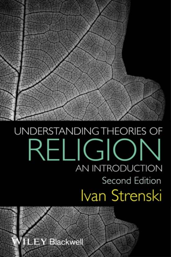 an understanding of religion
