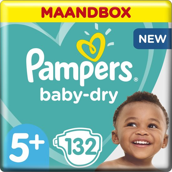Pampers Baby Dry Maandbox