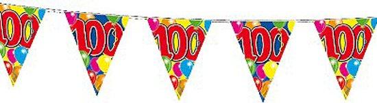 100 jaar bol.  Leeftijd vlaggenlijn 100 jaar, Folat   Speelgoed 100 jaar