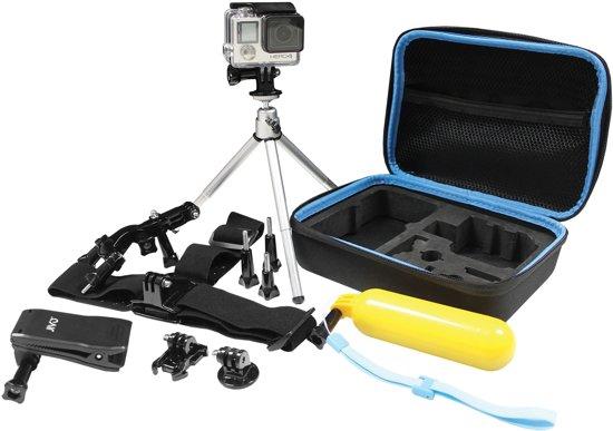 Jivo GoGear 6-in-1 Kit voor GoPro