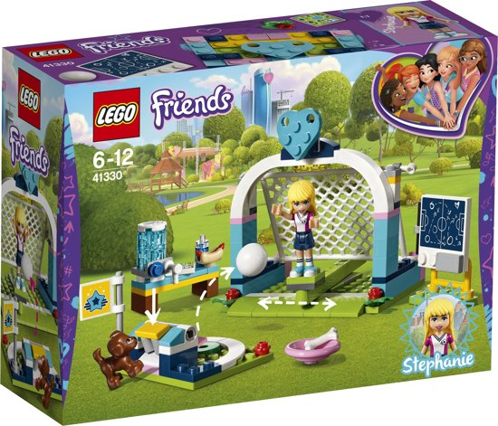 LEGO Friends Stephanie's Voetbaltraining - 41330