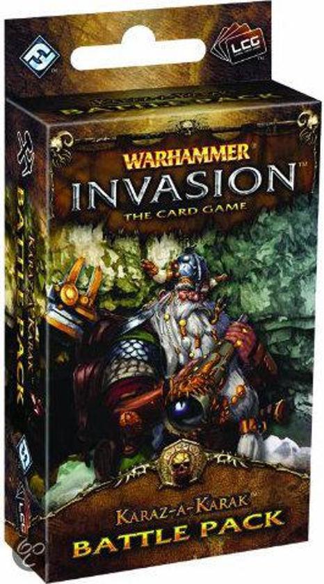 Afbeelding van het spel Warhammer: Invasion - Karaz-a-Karak Battle Pack