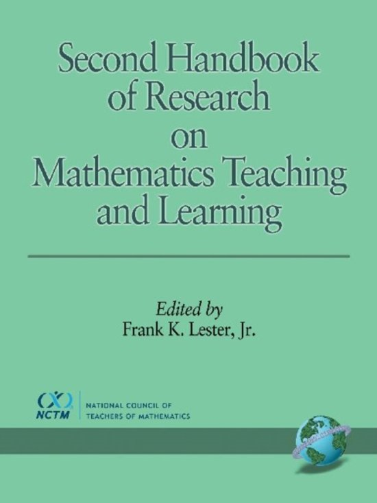 The Handbook of Research on Mathematics Education