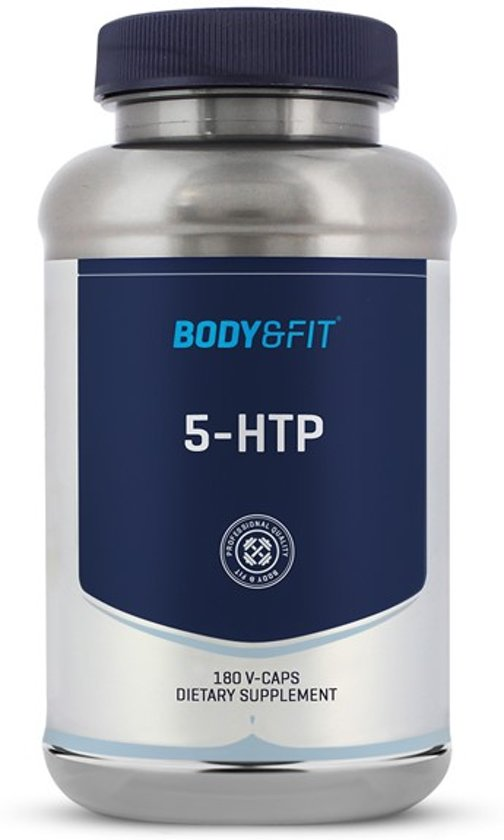 Body & Fit 5-HTP 200 mg - 180 capsules