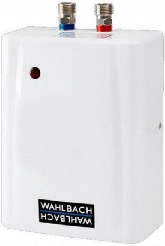 Doorstroom verwarming, WAHLBACH ELEX 4500