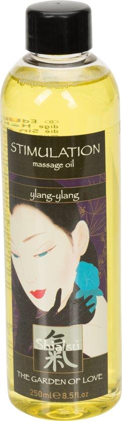 Shiatsu Massage olie - Ylang Ylang