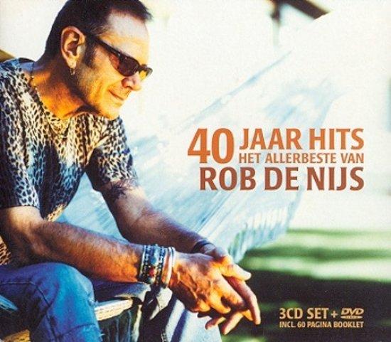 40 jaar hits bol.| 40 Jaar Hits Inclusief DVD, Rob De Nijs | Muziek 40 jaar hits